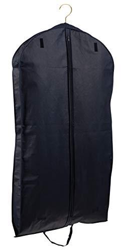 Tuva Breathable Fur Coat SuitDress Garment Bag 60 Black with Handles Tuva Inc