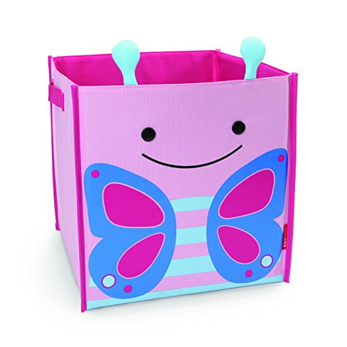 Skip Hop Zoo Large Storage Bin Blossom Butterfly