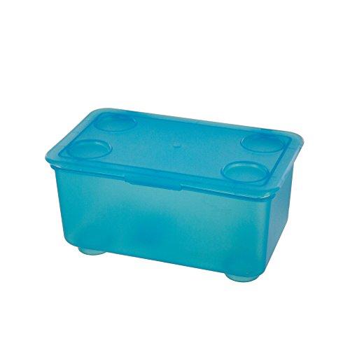 Kole Imports OL596 Mini Stackable Storage Box