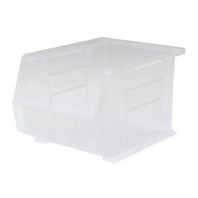 10-34L x 8-14W x 7H OD Clear Storage Bin 1 Bin