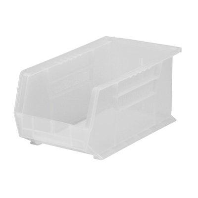 14-34L x 8-14W x 7H OD Clear Storage Bin 1 Bin