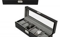 NEW-6-Slot-Watch-Box-Leather-Display-Case-Organizer-Top-Glass-Jewelry-Storage-Black-9.jpg