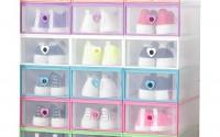 Smilun-Closet-Storage-Organizer-Transparent-Plastic-Stackable-Shoe-Box-Case-Home-Storage-Container-Office-Organiser-Multicolour-Heart6PCs-0.jpg
