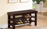 Espresso-Finish-Solid-Wood-Storage-Shoe-Bench-Shelf-Rack-7.jpg