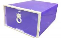 Smilun-Closet-Storage-Organizer-Transparent-Plastic-Stackable-Shoe-Box-Case-Home-Storage-Container-Office-Organiser-Purple-Bear8PCs-21.jpg