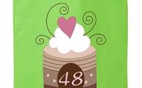 Inktastic-48th-Birthday-Cupcake-Tote-Bag-Lime-Green-40.jpg