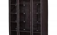 70-Portable-Closet-Storage-Organizer-Clothes-Wardrobe-Shoe-Rack-W-Shelves-Black-28.jpg