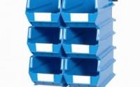 Triton-Products-3-240BWS-LocBin-8-Piece-Wall-Storage-Unit-with-14-3-4-Inch-L-x-8-1-4-Inch-W-x-7-Inch-H-Blue-Interlocking-Poly-Bins-6-CT-Wall-Mount-Rails-8-3-4-Inch-L-with-Hardware-2-pk-16.jpg