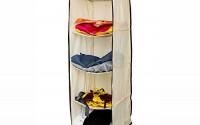 Henweit-Wardrobe-Closet-Organizer-4-Pocket-Clothes-Hanging-Shelves-Space-Saving-Storage-Hangers-in-Bedroom-Nursery-Room-Beige-17.jpg